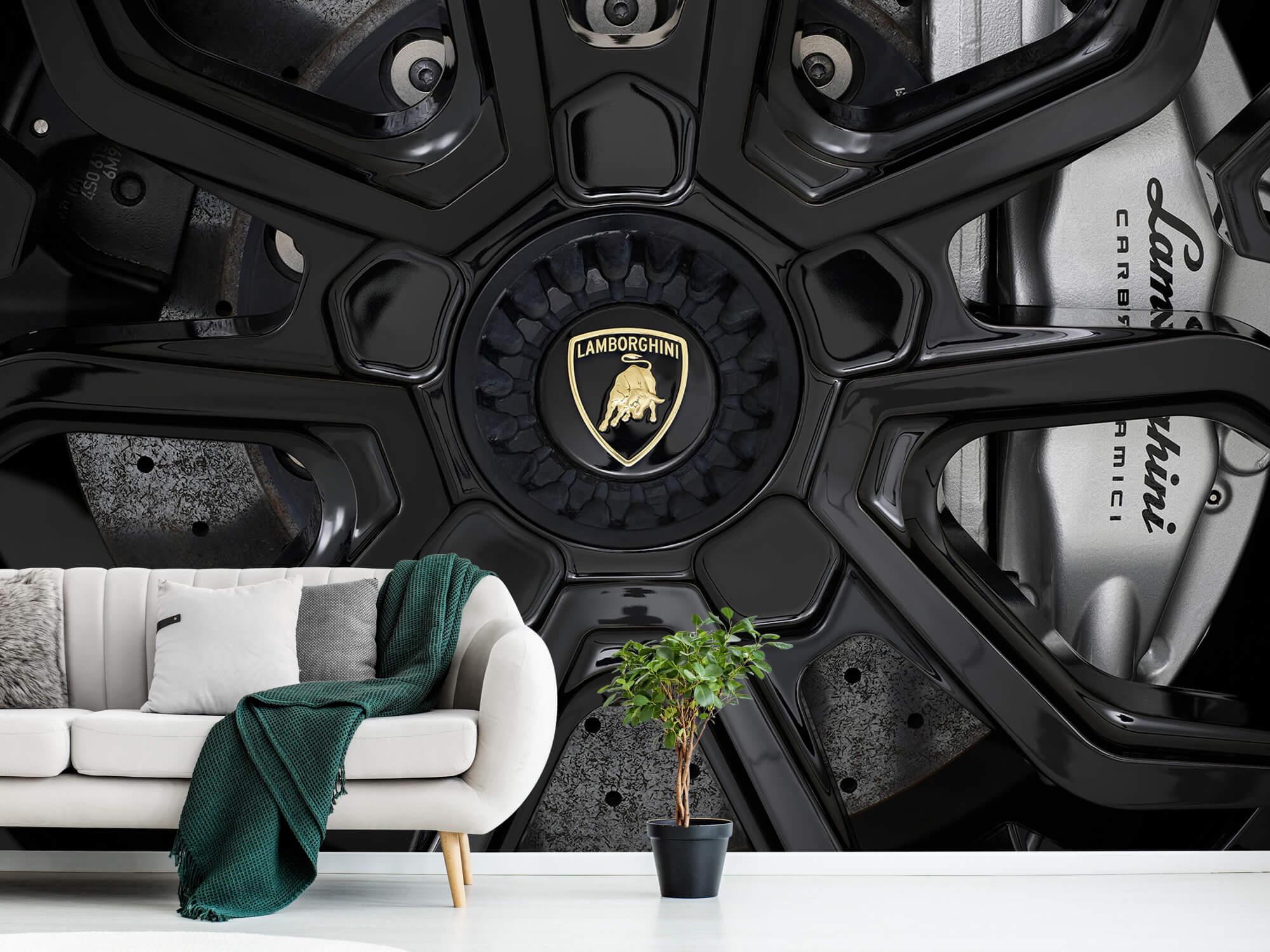 Pattern Lamborghini Huracán - Fälg 1