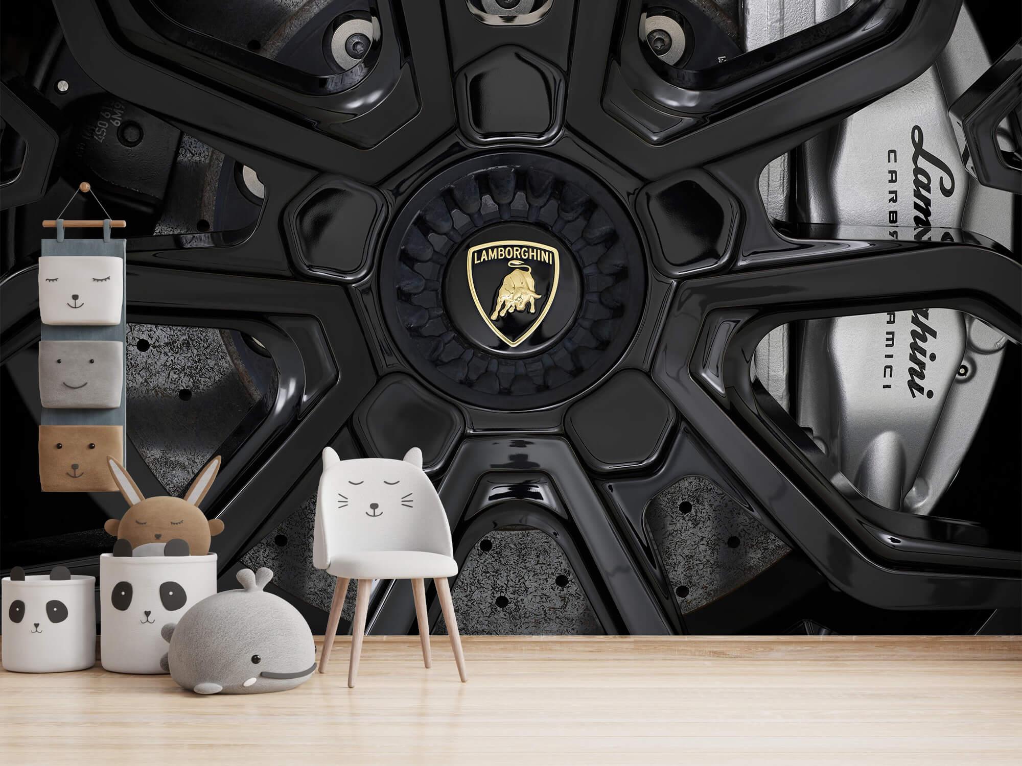 Pattern Lamborghini Huracán - Fälg 3