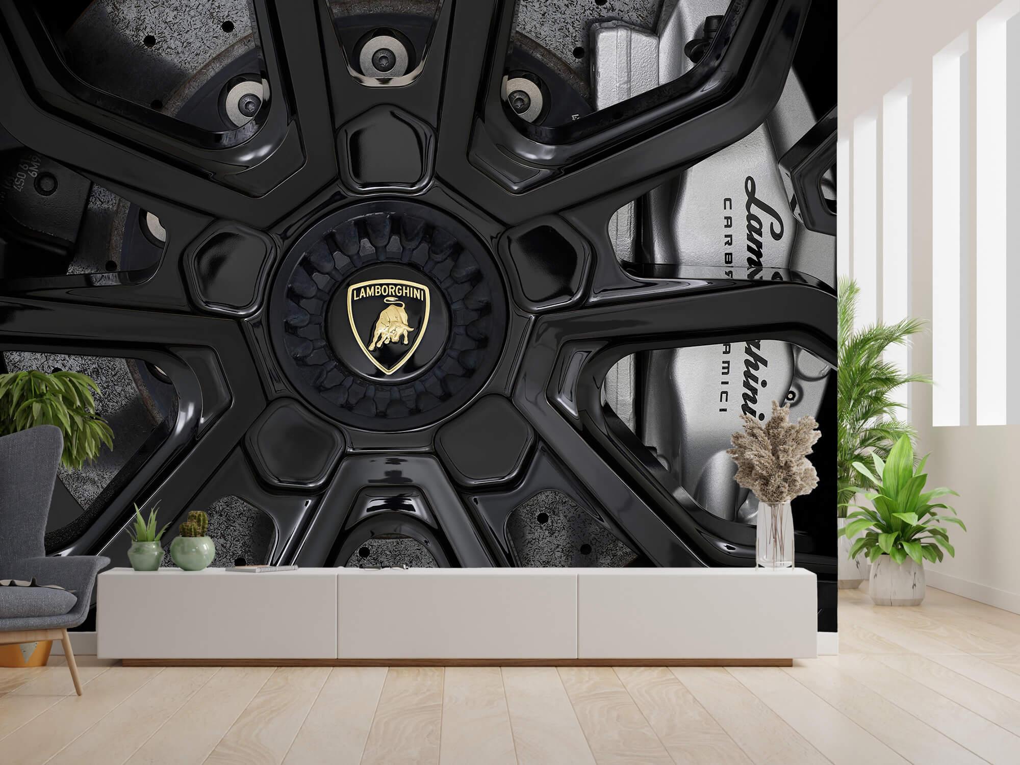 Pattern Lamborghini Huracán - Fälg 4