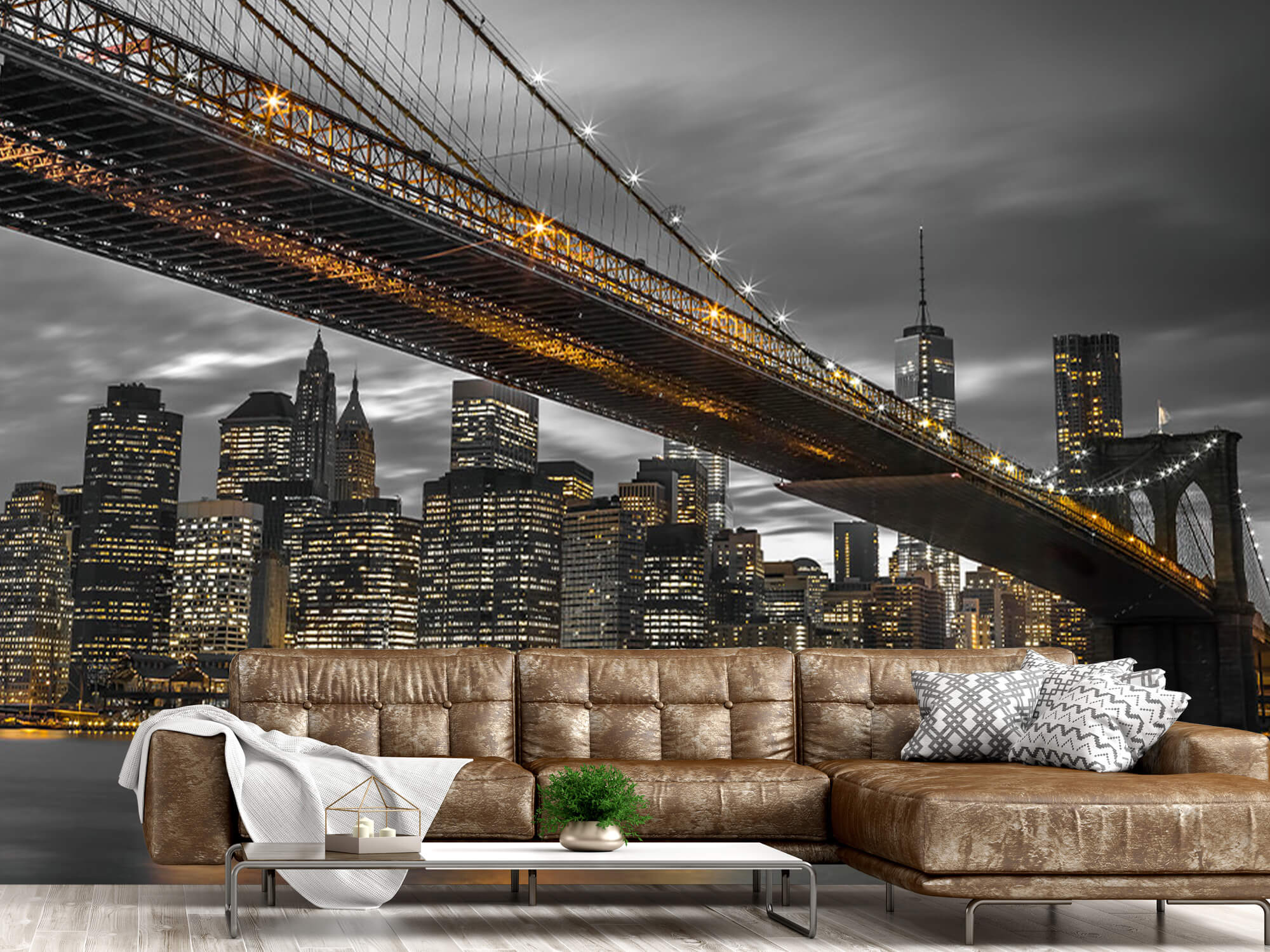 Brooklyn Bridge, New York 12