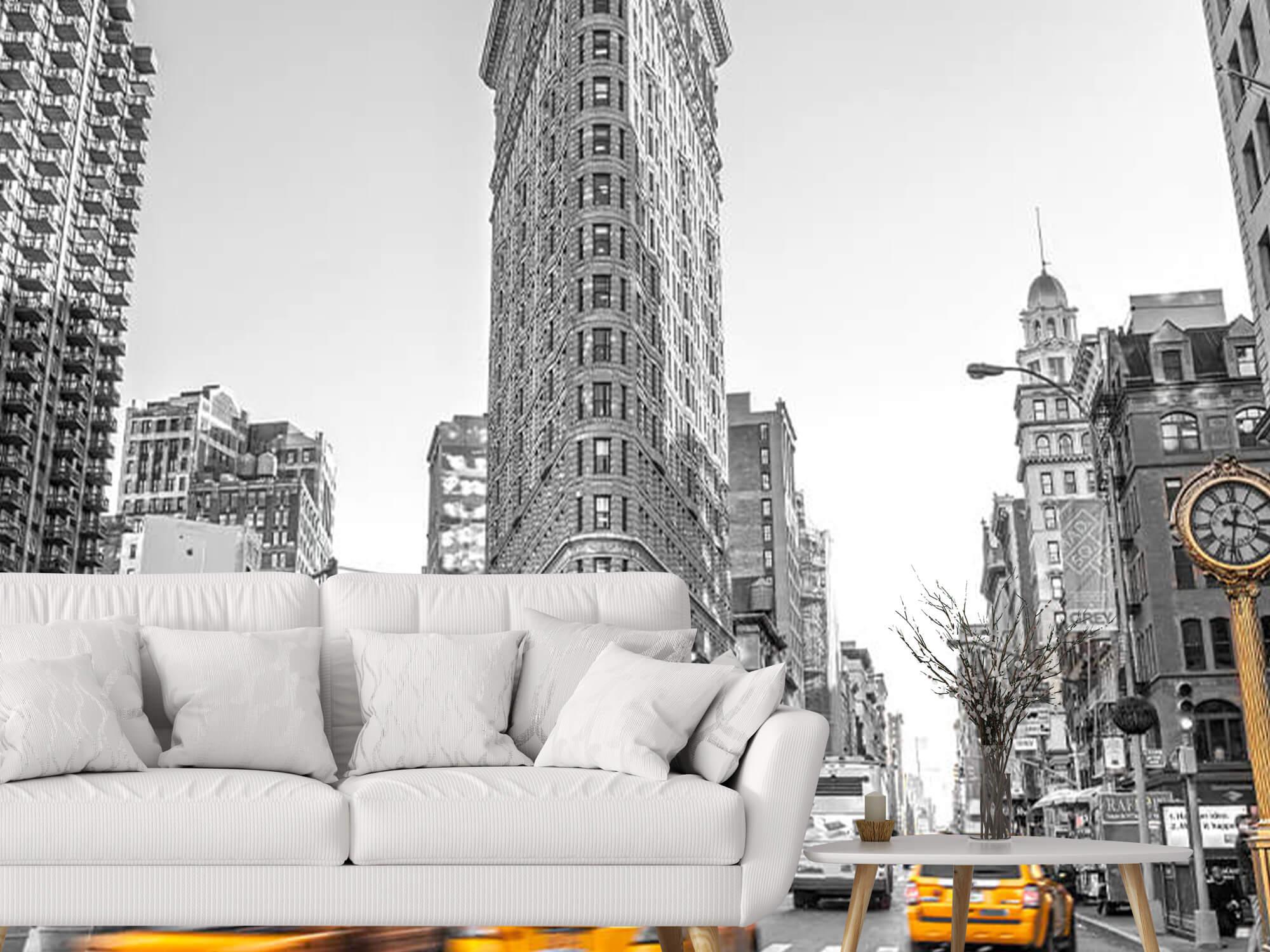 En livlig gata i New York 7