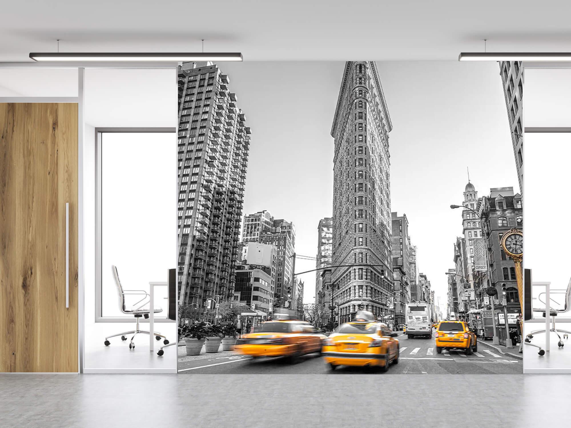 En livlig gata i New York 5