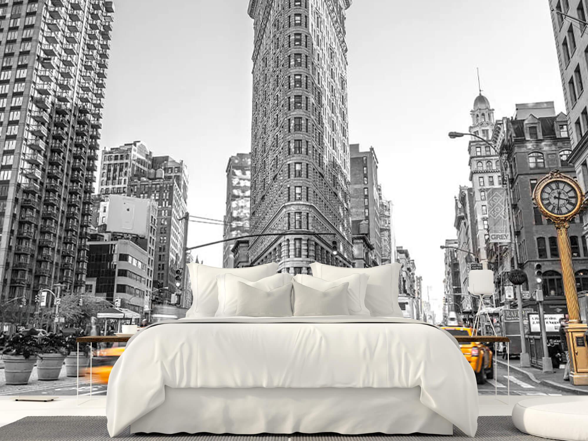 En livlig gata i New York 12