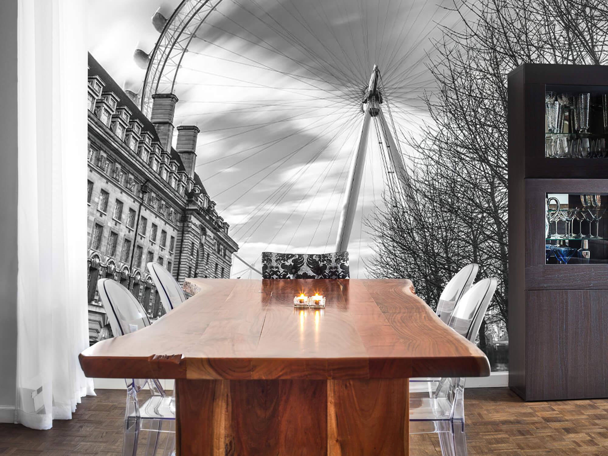 Pariserhjul i London 4