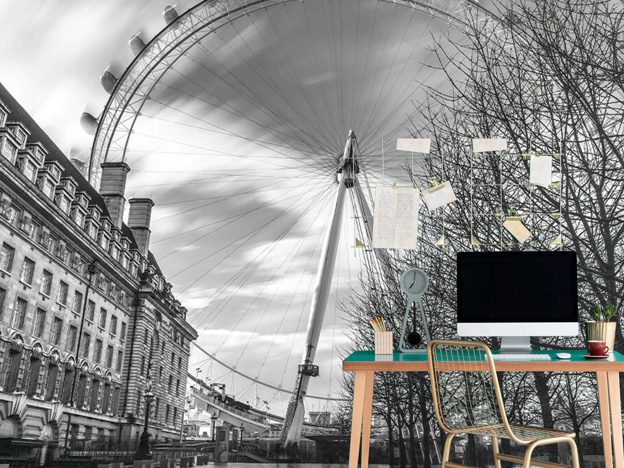Pariserhjul i London 8
