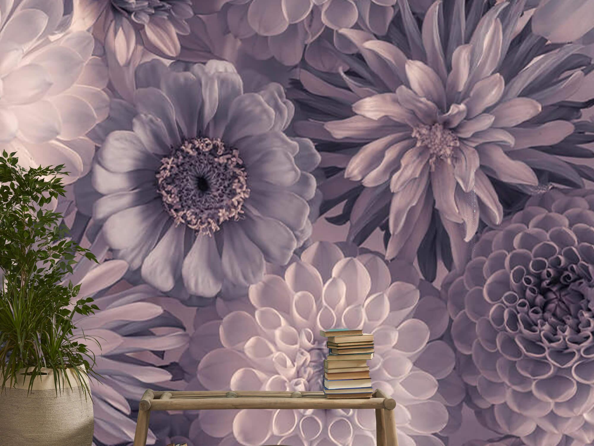 Blandning av blommor 20