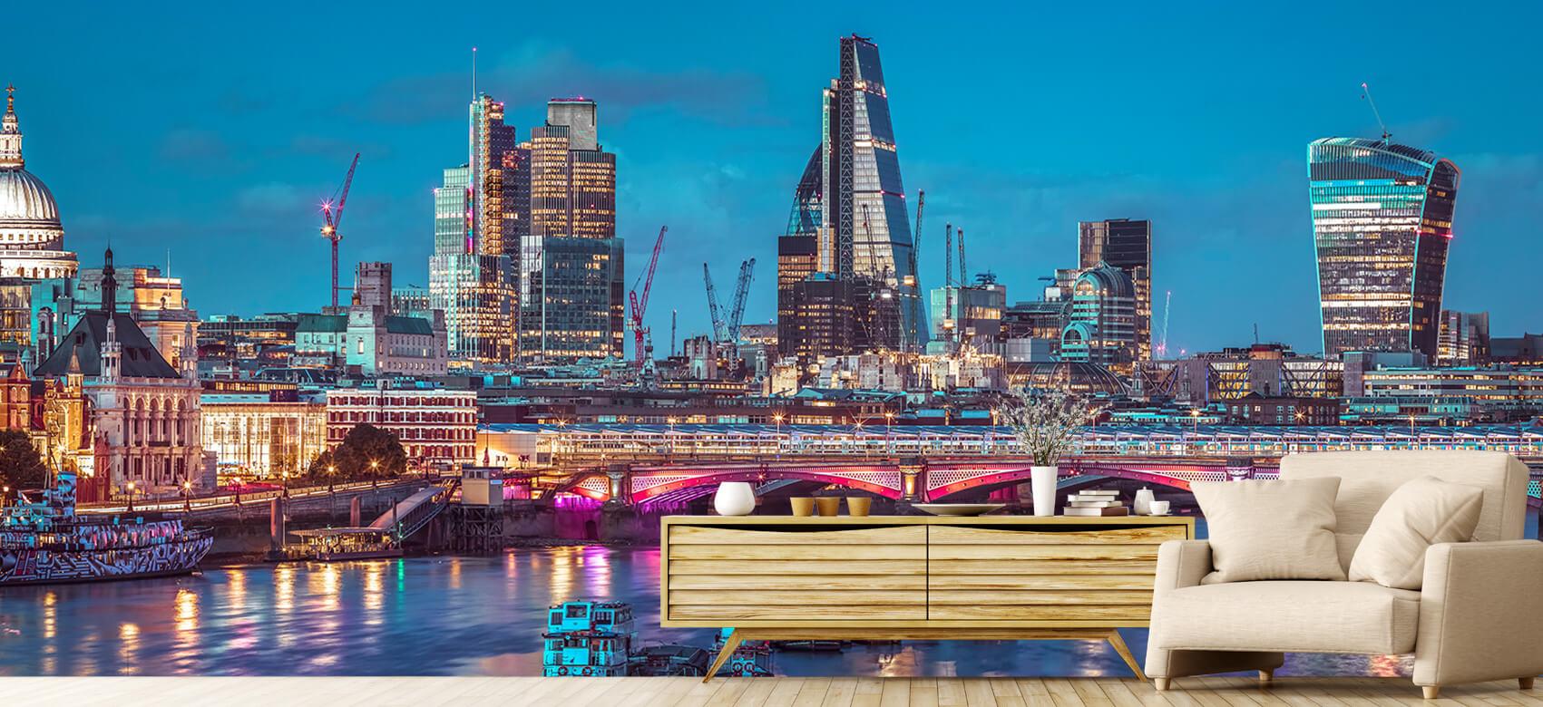 Blackfriars Bridge i London 4