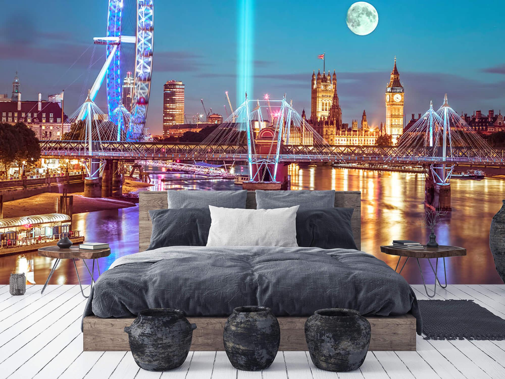 Westminster med fullmåne 11