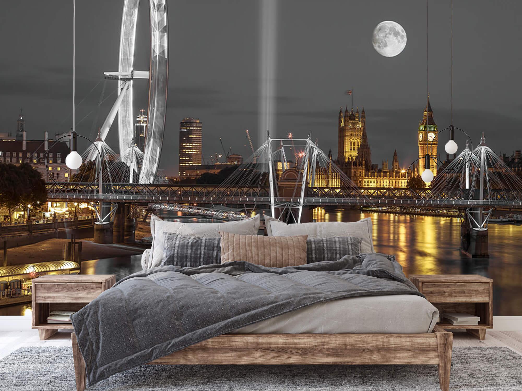 Westminster på kvällen 1