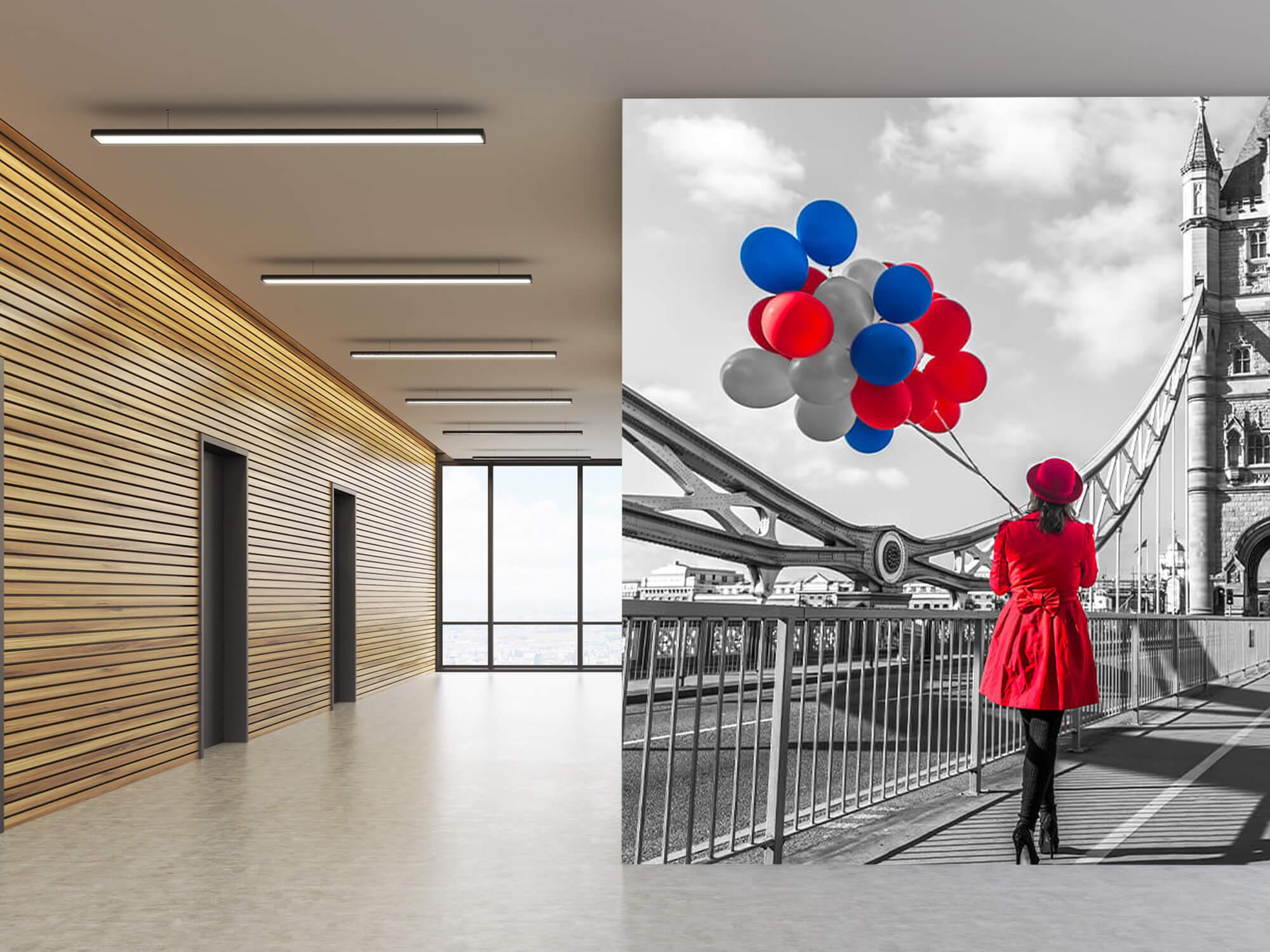 Färgglada ballonger 7