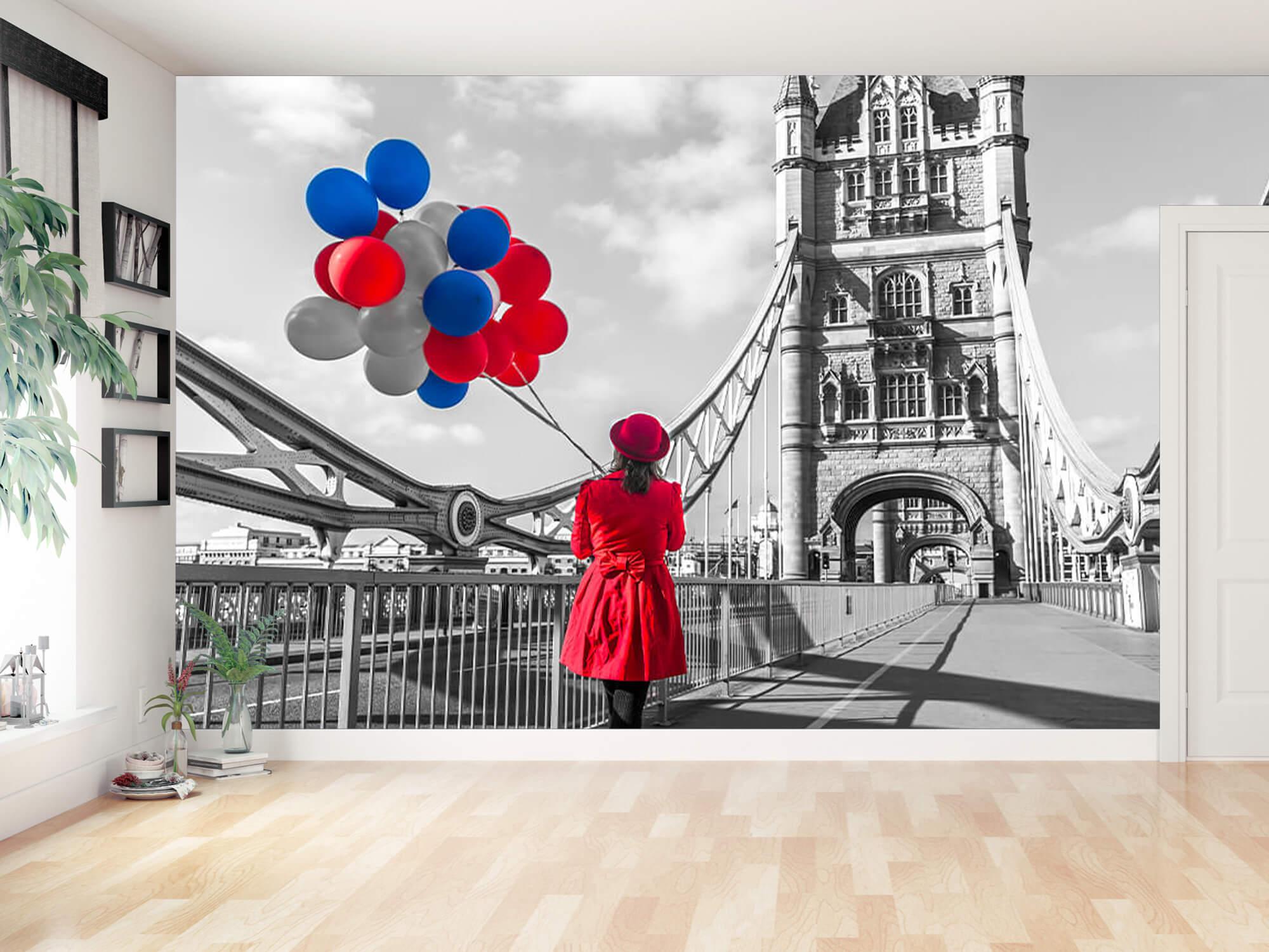 Färgglada ballonger 14
