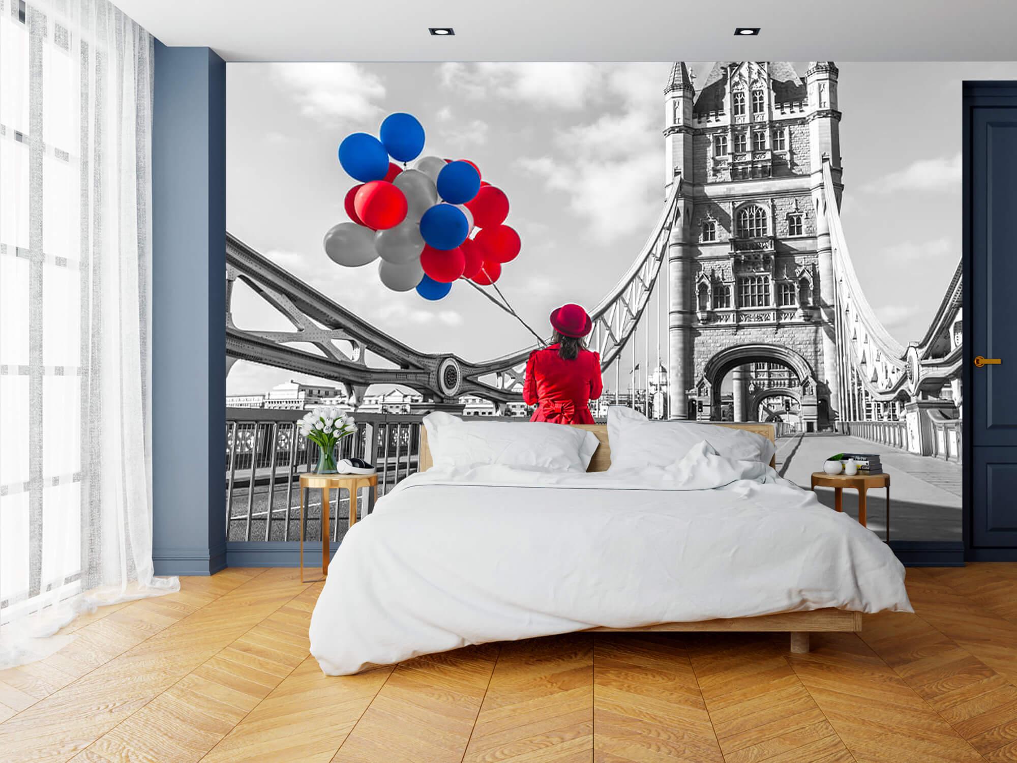 Färgglada ballonger 8